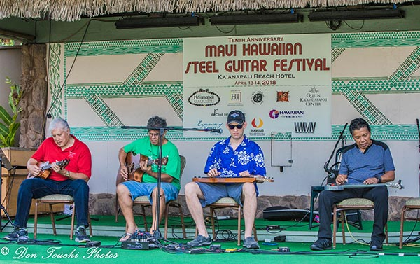 Troy Brenningmeyer at the 2019 Maui festival
