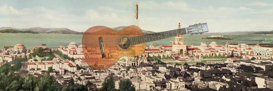 The Pan-Pacific Exposition's Influence on the Steel Guitar